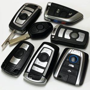 BMW Raktų Korpusai