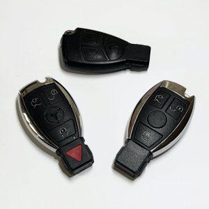 Mercedes Raktų Korpusai